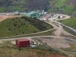 Un trabajador herido grave en la mina de oro de Boinás, en Belmonte 3