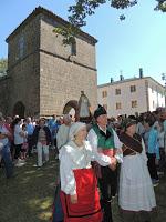 Día de Asturias en el santuario de la Virgen del Acebo, en Cangas del Narcea 11