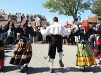 Día de Asturias en el santuario de la Virgen del Acebo, en Cangas del Narcea 19