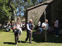 Día de Asturias en el santuario de la Virgen del Acebo, en Cangas del Narcea 22