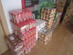 Allande repartirá 1.400 kilos de alimentos entre las familias necesitadas 2