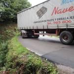 VÍDEO: El Principado reitera su compromiso con la carretera Navelgas-Naraval, en Tineo