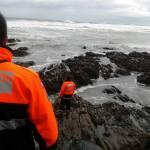 Continúa la búsqueda del niño desaparecido en Navia