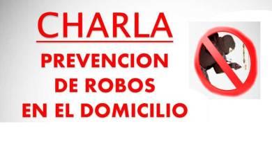 Charla Robos San Martin de Luiña