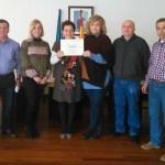 Coaña, solidaria con los afectados por los incendios de El Franco