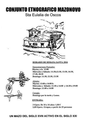 Santa Eulalia de Oscos