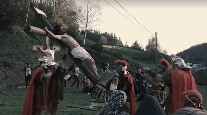 Via Crucis Viviente