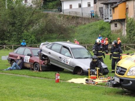 Simulacro emergencias Cangas del Narcea (10)