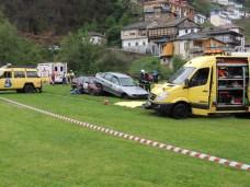 Simulacro emergencias Cangas del Narcea (6)