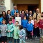 Cultura colaborará con Villanueva de Oscos para poner en valor el monasterio de Santa María