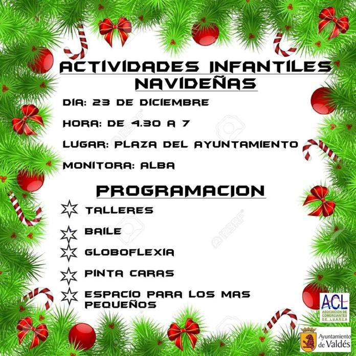 Actividades Navidad ACL
