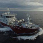 Astilleros Gondán entrega un barco de transporte de peces vivos