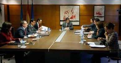 Consejo de Gobierno Camino de Santiago