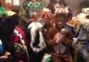Fotogalería: Cabalgata de Reyes en Somiedo