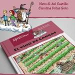 Presentación del libro 'El vino de Cangas'