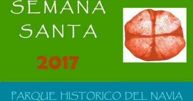 Semana Santa Parque Histórico del Navia