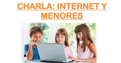charla internet y menores cangas del narcea