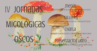 Jornadas micologicas Los Oscos