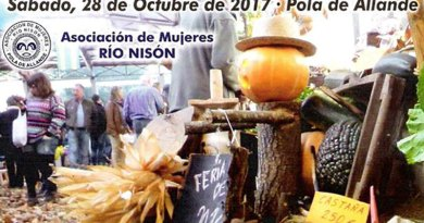 Feria de otoño de Allande