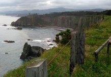 senda costera valdés