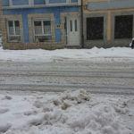 Nieve en La Espina, Salas