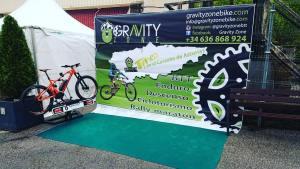 Gravity Zone, la propuesta de Tineo para los amantes de la bicicleta 1