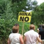 'Oro no' demanda al Ayuntamiento de Tapia por prorrogar las antiguas licencias de Asturgold