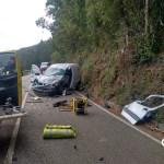 Un herido grave en un accidente de tráfico en El Franco