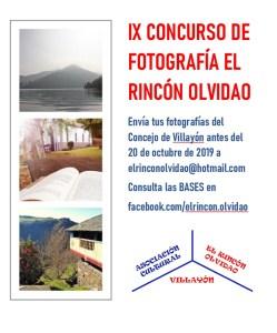IX Concurso de Fotografía El Rincón Olvidao 1
