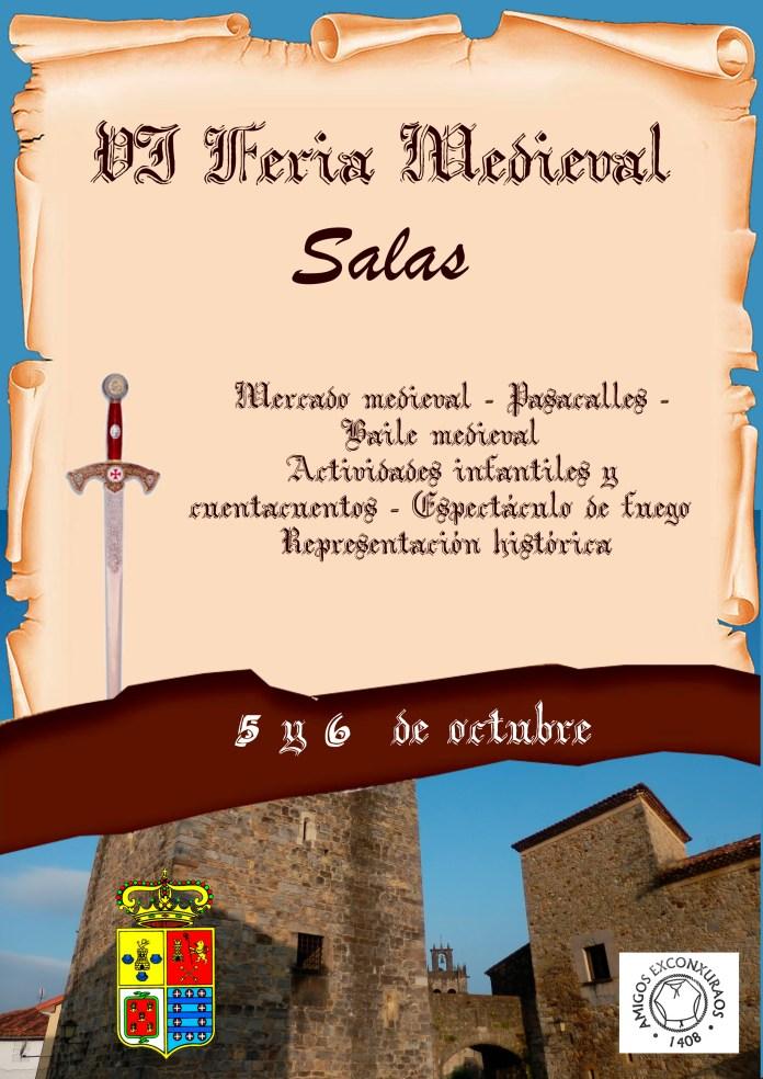 Feria Medieval en Salas 1