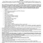 Nuevo bando Ayuntamiento El Franco 13/03/2020