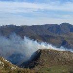 Agentes de Medio Natural identifican al presunto autor de un incendio en Belmonte de Miranda