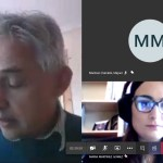 La canguesa María Martínez defiende la primera tesis telemática de la Universidad de Oviedo