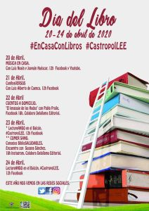 Semana del Libro en la Biblioteca de Castropol 1