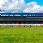 Mejoras en los campos de fútbol de Navia, con la colaboración de Ence