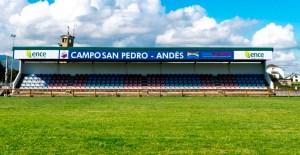 Mejoras en los campos de fútbol de Navia, con la colaboración de Ence 3