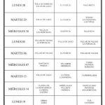 Calendario saneamiento ganadero en Somiedo