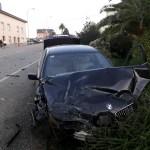 Dos heridos en un accidente de tráfico en Otur