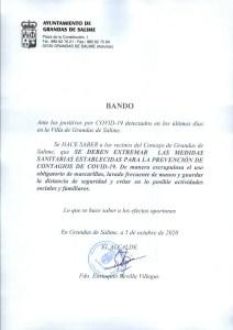 En aislamiento varios alumnos de Grandas de Salime, Belmonte y Somiedo 1