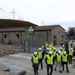 Iberdrola prevé que sus nuevos parques eólicos entren en funcionamiento en abril