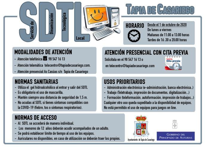 CDTL HORARIO OCTUBRE 2020