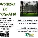 Concurso de fotografía para el calendario de 2021 de Tineo
