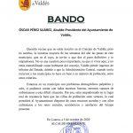 Valdés insta a los residentes habituales a empadronarse en el municipio