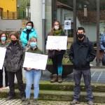 Somiedo, en pie de guerra contra los eólicos