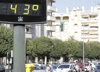 temperatura madrid