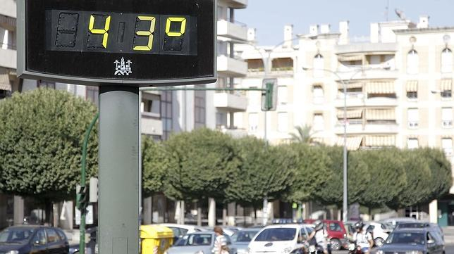 temperatura madrid