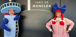 Descubre Madrid con Farolín y Monclovita