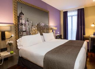 hotel leonardo madrid