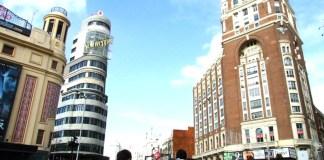 Movistar Palacio de la prensa. Madrid