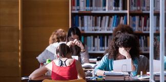 examenes bibliotecas